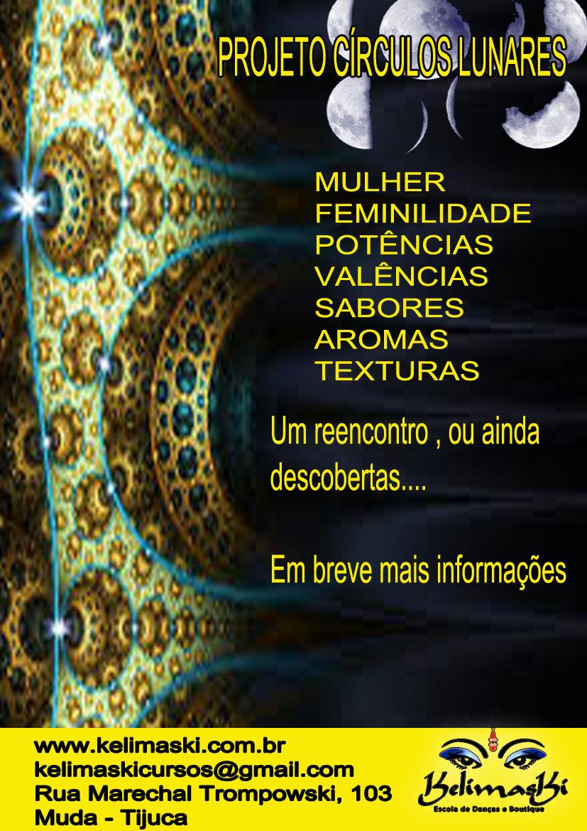 Projeto Círculos Lunares